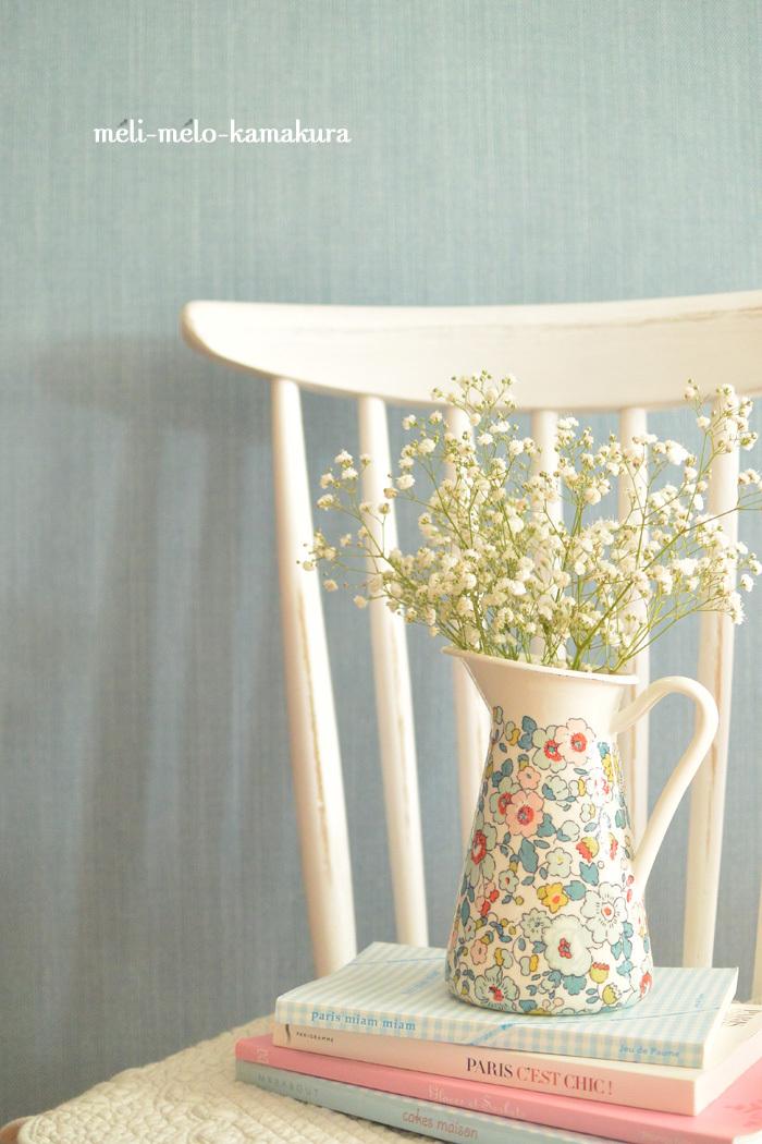 ◆デコパージュ・ベーシックコースのカリキュラム⑧:花瓶にもなるピッチャー_f0251032_10235766.jpg