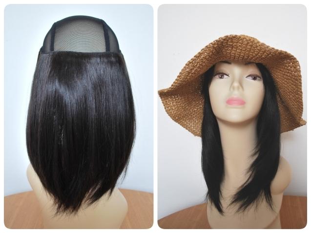 医療用ウィッグの暑さ対策に☆帽子用ウィッグ入荷しました!_f0277245_11544316.jpg