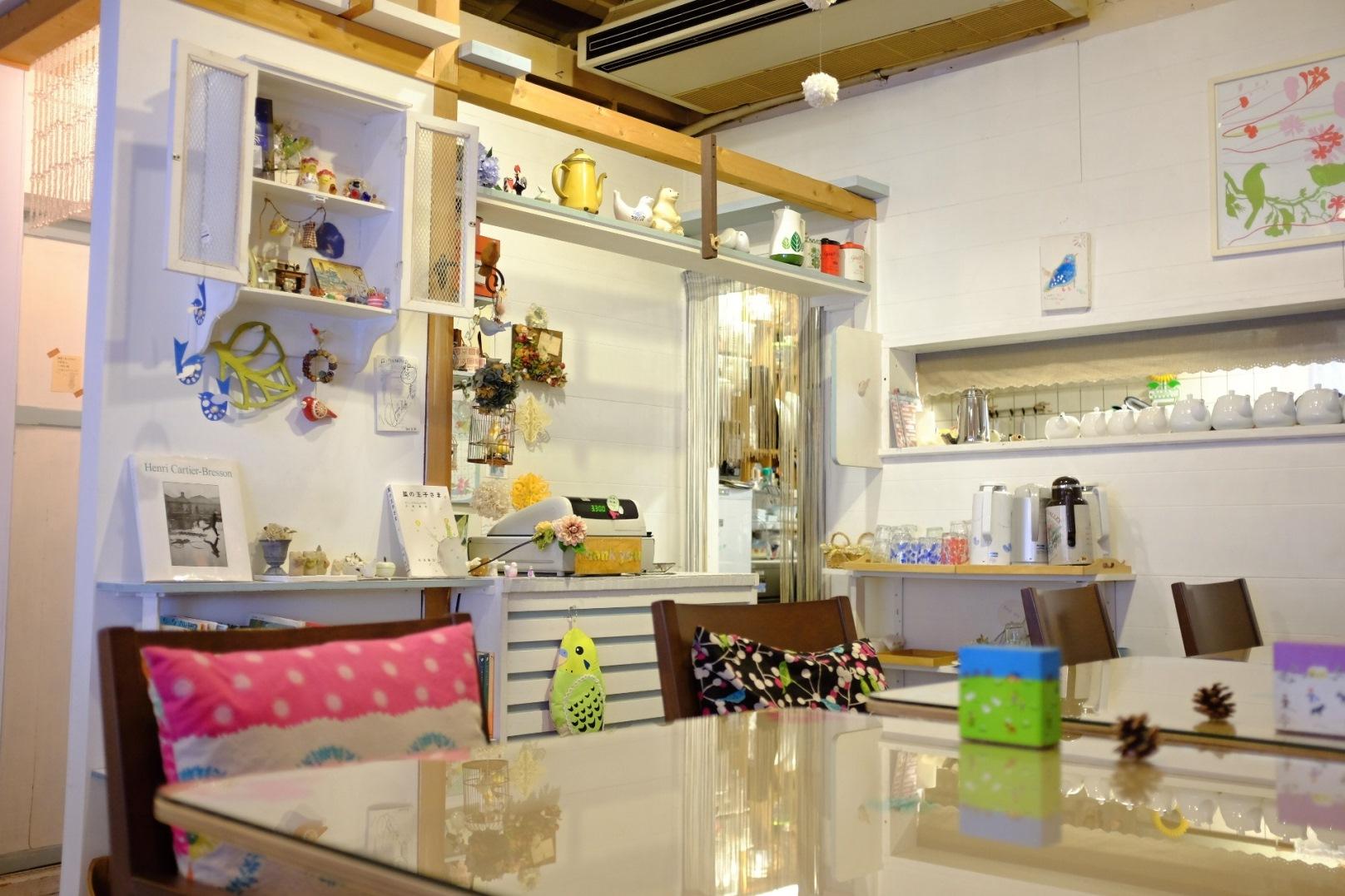 甘味遊行 パトリ cafe/market  / 奈良町_d0233770_2315248.jpg