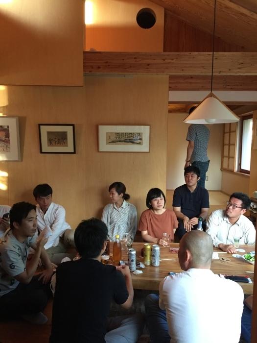 秋山建築学校 in木曽_d0332870_09434040.jpg