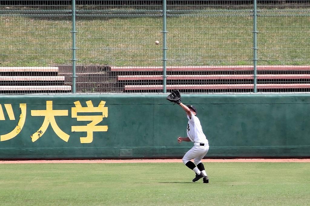 第99回全国高等学校野球選手権京都大会 大江高校vs海洋高校 2_a0170082_6491556.jpg