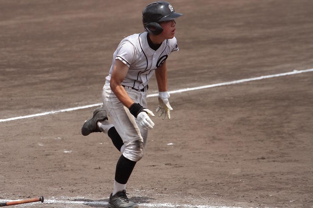 第99回全国高等学校野球選手権京都大会 大江高校vs海洋高校 2_a0170082_6543346.jpg