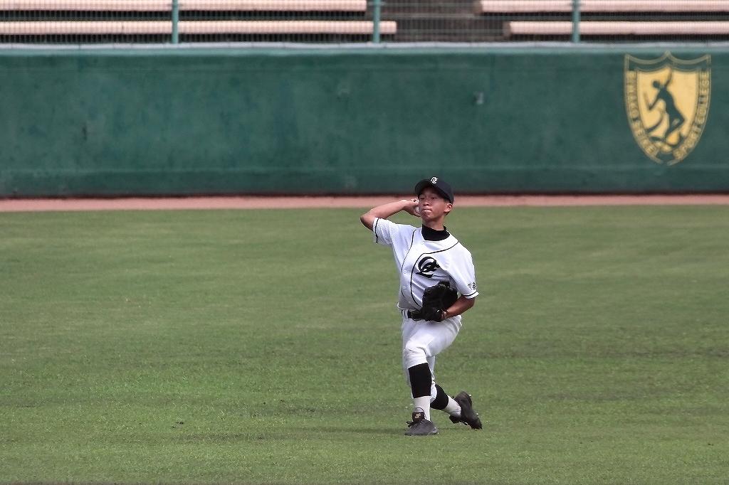 第99回全国高等学校野球選手権京都大会 大江高校vs海洋高校 2_a0170082_656378.jpg