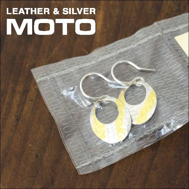 moto leather&silver [モトレザー] OVAL-PIERCE S [SVK24-S] アクセサリー・オーバルピアス・シルバーピアス・ゴールドピアス LADY\'S_f0051306_18032019.jpg