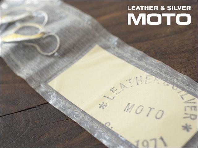 moto leather&silver [モトレザー] OVAL-PIERCE S [SVK24-S] アクセサリー・オーバルピアス・シルバーピアス・ゴールドピアス LADY\'S_f0051306_18032834.jpg