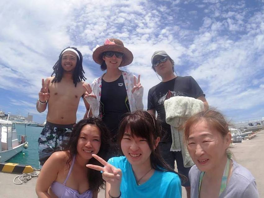 真夏の海、気持ちイイね~(*^^*)_a0189838_09031910.jpg