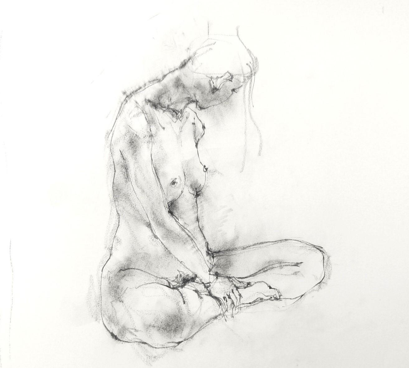 《 croquis  drawing dessin  sketch 》 4_f0159856_14173766.jpg