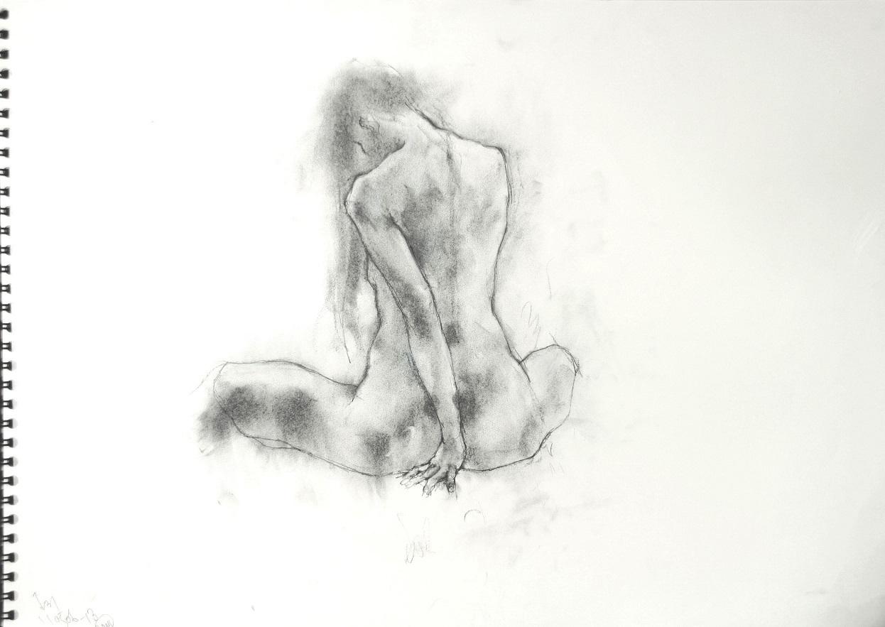 《 croquis  drawing dessin  sketch 》 4_f0159856_14245741.jpg