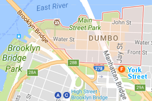 廃墟になった倉庫街から、すっかり生まれ変わったブルックリンのDUMBO_b0007805_2320322.jpg