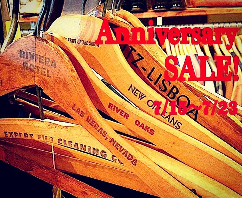 18th Anniversary SALE!!_f0203050_12331868.jpg
