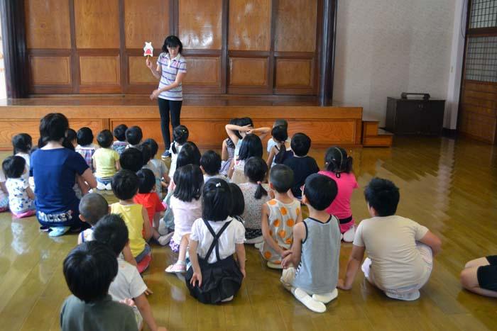 今日は、上宮幼稚園一学期終業式です。_d0353789_10265579.jpg