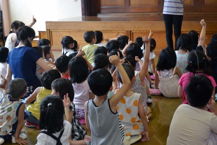 今日は、上宮幼稚園一学期終業式です。_d0353789_1027276.jpg
