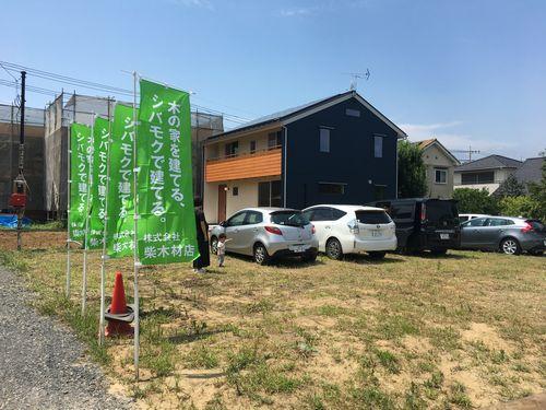 木造ドミノ住宅の完成見学会開催中です。_a0059217_12522998.jpg