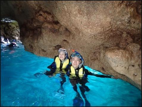 7月22日青の洞窟!!_c0070933_23034972.jpg