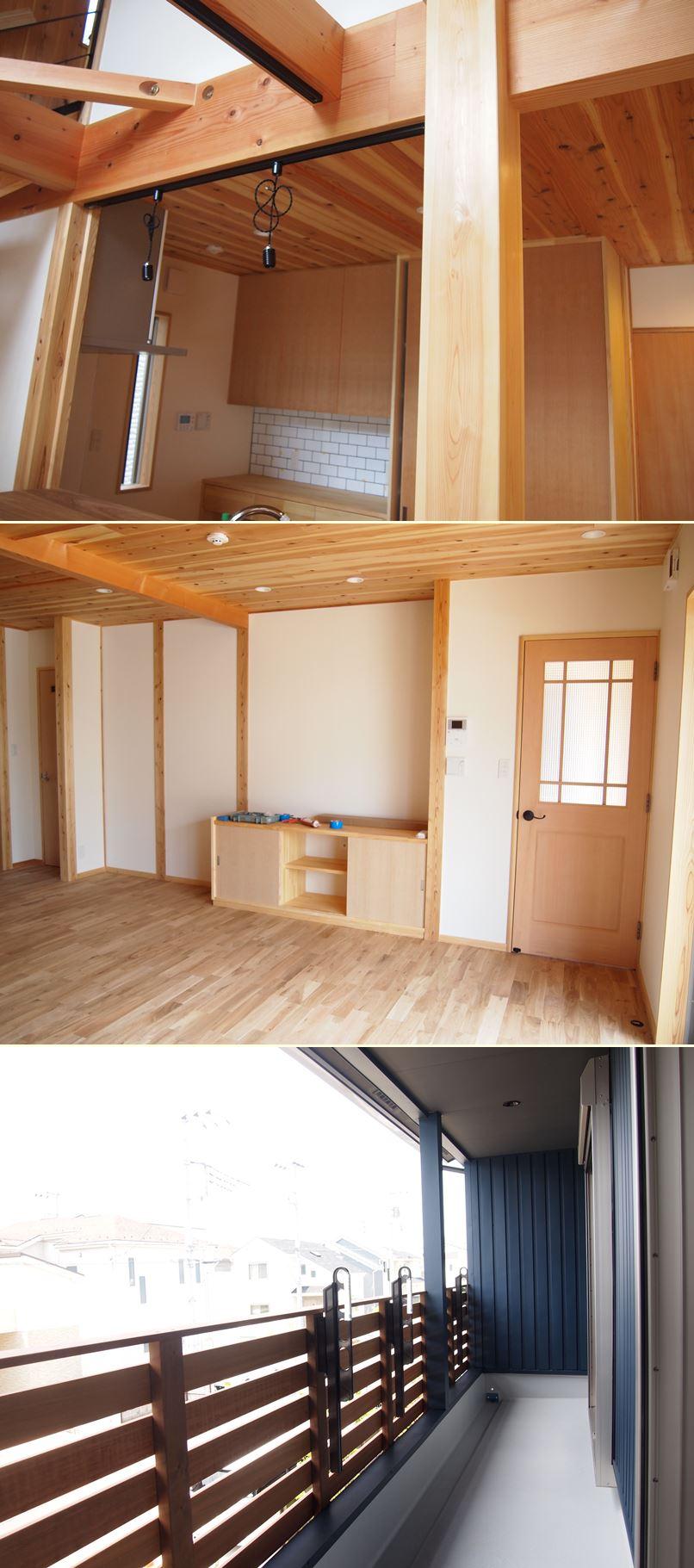 平塚の家☆床の養生が外されました!_c0152341_0155467.jpg