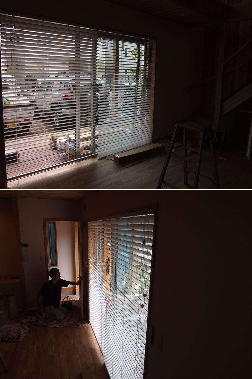 平塚の家☆床の養生が外されました!_c0152341_0263220.jpg