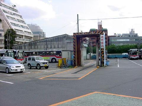 東急バス大橋営業所