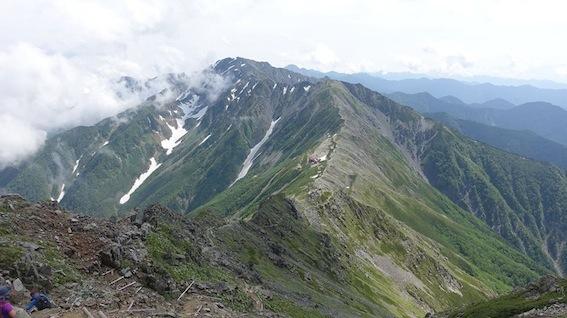 北岳_f0230689_17380480.jpg