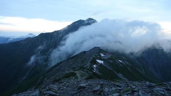 北岳_f0230689_17381017.jpg