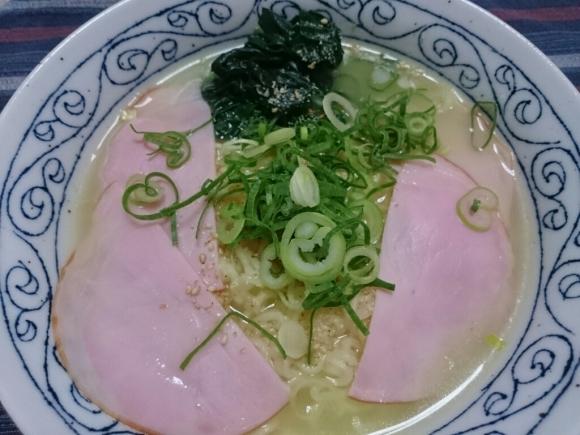 7/23  サンヨー食品  サッポロ一番塩らーめん_b0042308_18275216.jpg