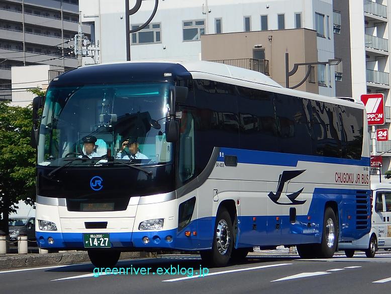 中国JRバス 1427_e0004218_2163975.jpg