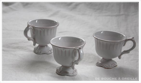 petite tasse ancienne 2種類の小さなカップ フランスアンティーク Digoin&Sarreguemines, Niderviller_d0184921_15310364.jpg