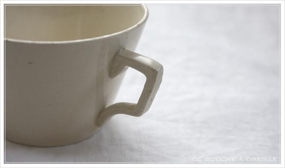 petite tasse ancienne 2種類の小さなカップ フランスアンティーク Digoin&Sarreguemines, Niderviller_d0184921_15442885.jpg