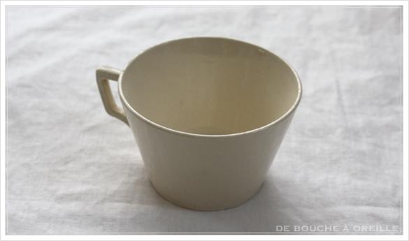 petite tasse ancienne 2種類の小さなカップ フランスアンティーク Digoin&Sarreguemines, Niderviller_d0184921_16095768.jpg