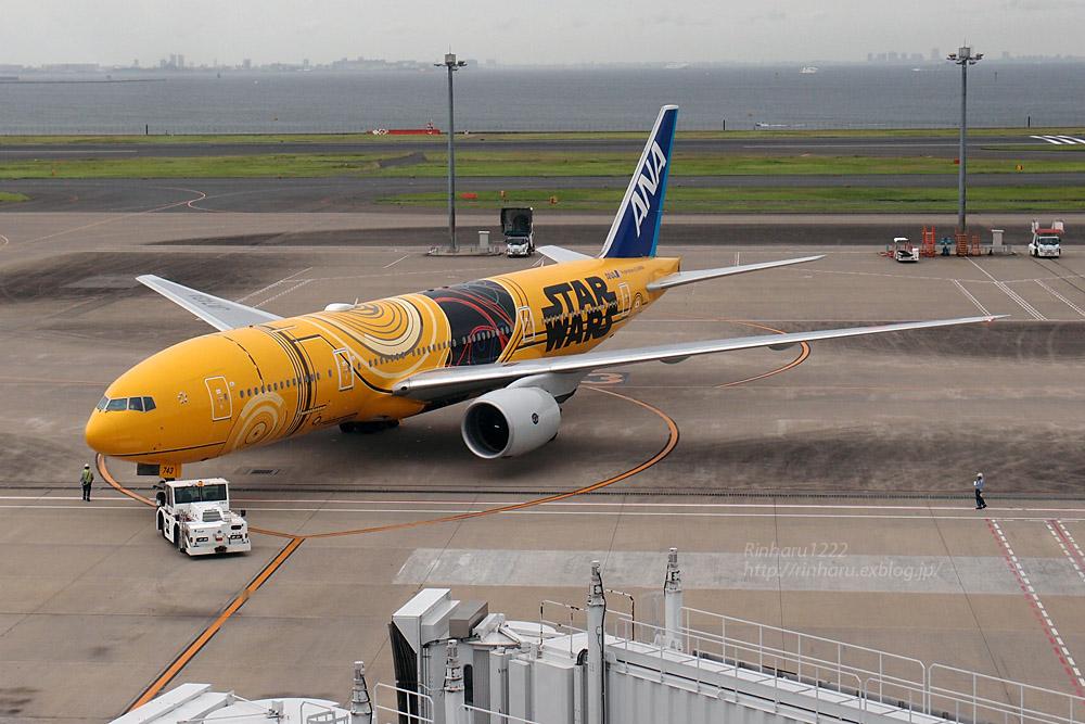 2017.7.23 羽田空港☆C-3PO ANA JET_f0250322_2117889.jpg