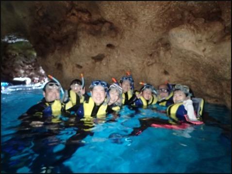 7月23日まるっと一日青の洞窟DAY_c0070933_21231020.jpg