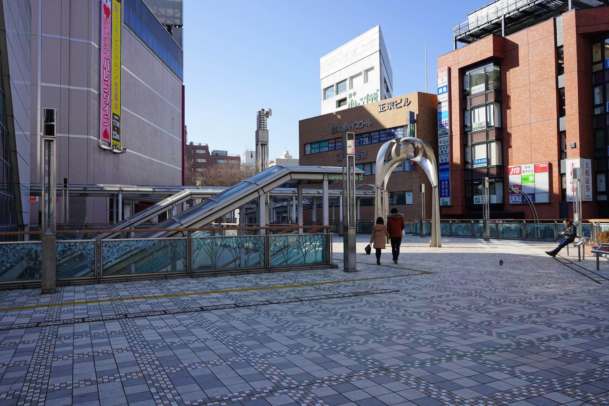 府中駅周辺 27_b0360240_17363177.jpg