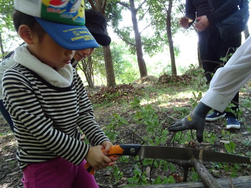 うみべの森探検・・・ZooCanくらぶ_c0108460_22360452.jpg