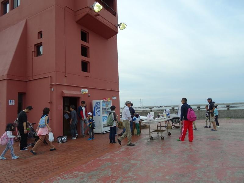 青少年海洋センターでBBQ・・・ZooCanくらぶ_c0108460_22583496.jpg