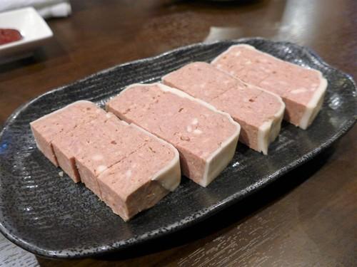 沖縄・安里「肉山 那覇」へ行く。_f0232060_1963744.jpg