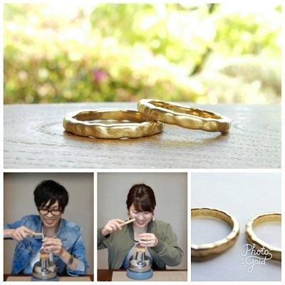 結婚指輪 セミオーダー_d0237570_13345433.jpg