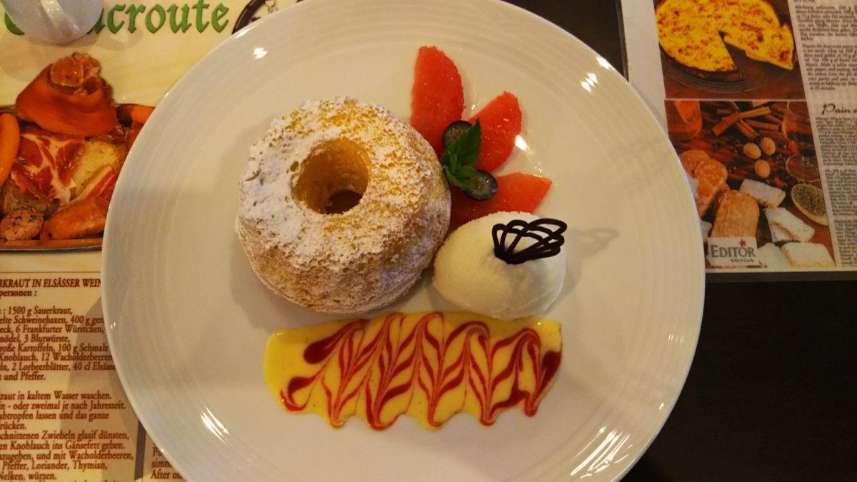 アルザス料理の店「ル・クグロフ」オープン : 那須高原ペンション通信(オーナー通信)