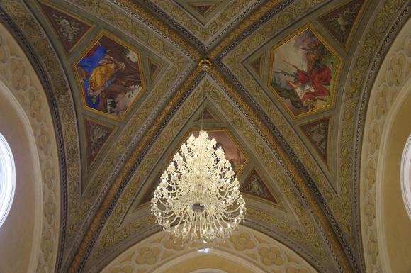フィレンツェの歴史的建造物の保存〜サンタマリアノヴェッラ薬局の場合_f0106597_06470826.jpg