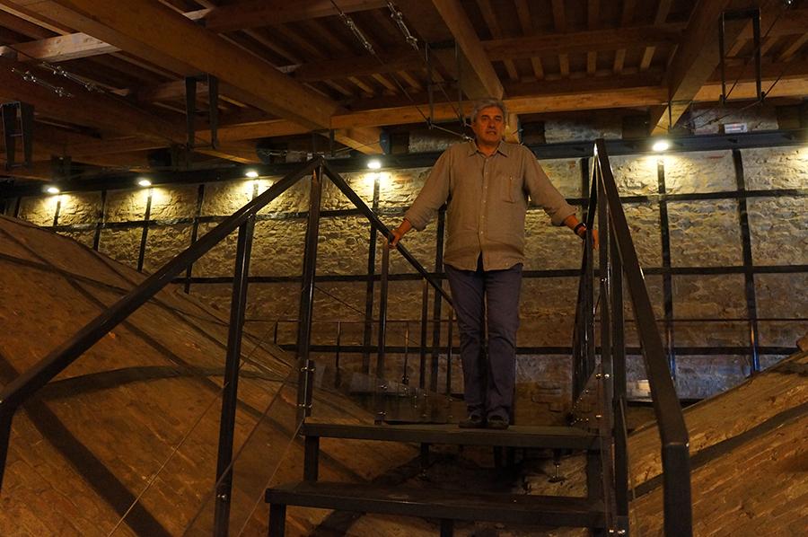 フィレンツェの歴史的建造物の保存〜サンタマリアノヴェッラ薬局の場合_f0106597_07555140.jpg