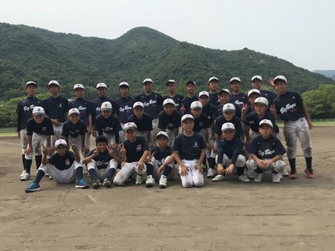 岡山遠征。「チーム、チームメイトのためになる行動をしよう」_f0209300_19315752.jpg