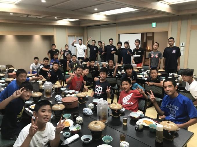 岡山遠征。「チーム、チームメイトのためになる行動をしよう」_f0209300_19360851.jpg
