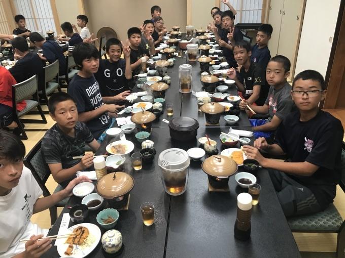 岡山遠征。「チーム、チームメイトのためになる行動をしよう」_f0209300_19492647.jpg