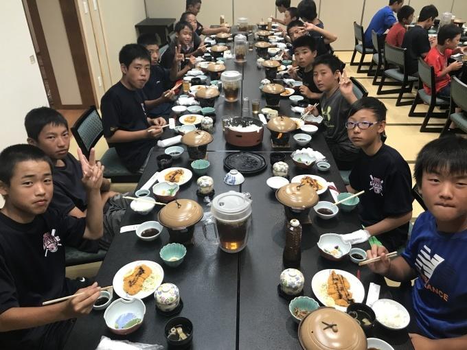 岡山遠征。「チーム、チームメイトのためになる行動をしよう」_f0209300_19493303.jpg