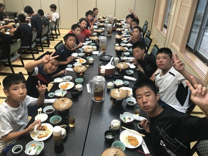 岡山遠征。「チーム、チームメイトのためになる行動をしよう」_f0209300_19494021.jpg
