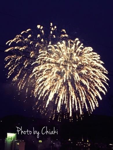 大好きな場所で大好きな人達と今年も尾道の花火大会を楽しみました٩꒰。•‿•。꒱۶_a0213806_13555273.jpg