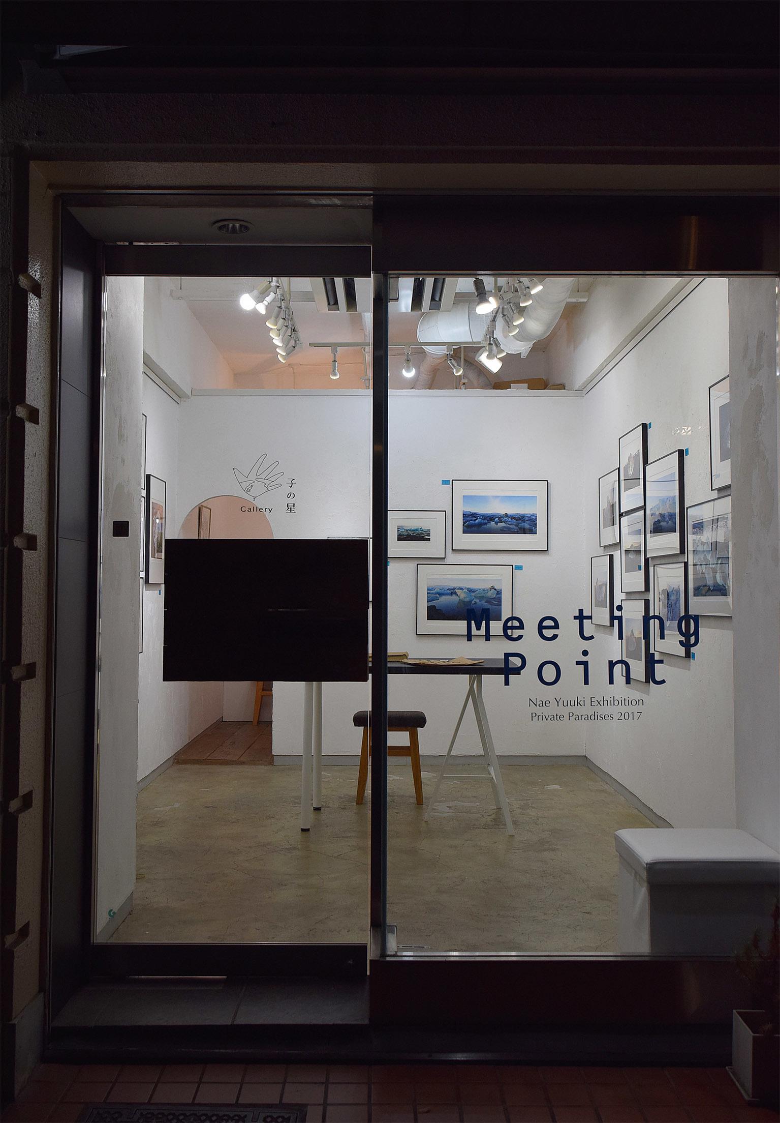 裕木奈江 作品展 Meeting Point [Private Paradises 2017ミーティングポイント] 2日目_e0272050_17130675.jpg