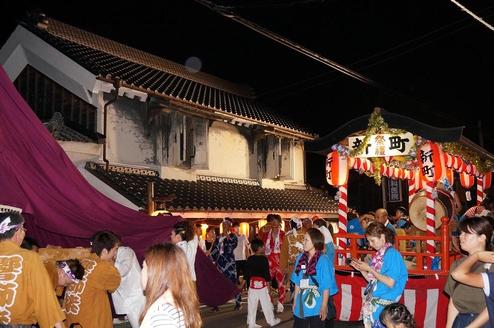 北条の祇園祭り_b0124462_10071125.jpg