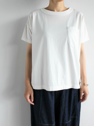 BETTER マハラ―バのポケットTシャツ (LADIES ONLY)_b0139281_1241385.jpg
