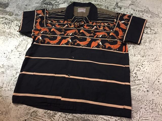 7月26日(水)大阪店ヴィンテージ入荷!!#5 Vintage Shirt編! Paddle&Saddle&Souvenir!!_c0078587_17101956.jpg