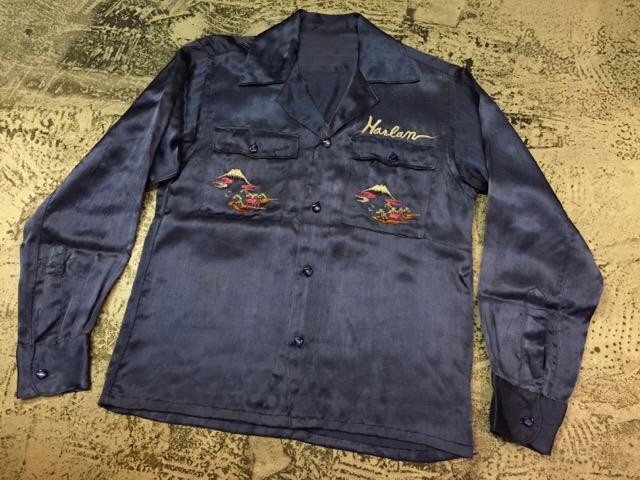 7月26日(水)大阪店ヴィンテージ入荷!!#5 Vintage Shirt編! Paddle&Saddle&Souvenir!!_c0078587_17132490.jpg