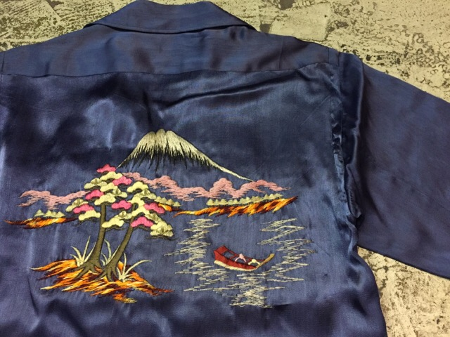 7月26日(水)大阪店ヴィンテージ入荷!!#5 Vintage Shirt編! Paddle&Saddle&Souvenir!!_c0078587_17185533.jpg